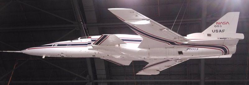 Musée de l'USAF à Dayton - X29