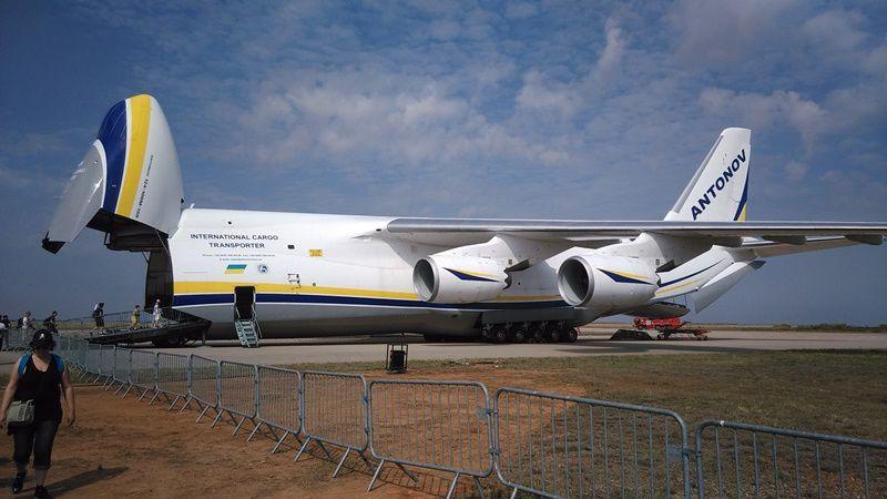 Photos du jour (Antonov 124)