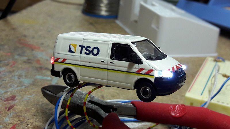 Camionnette TSO