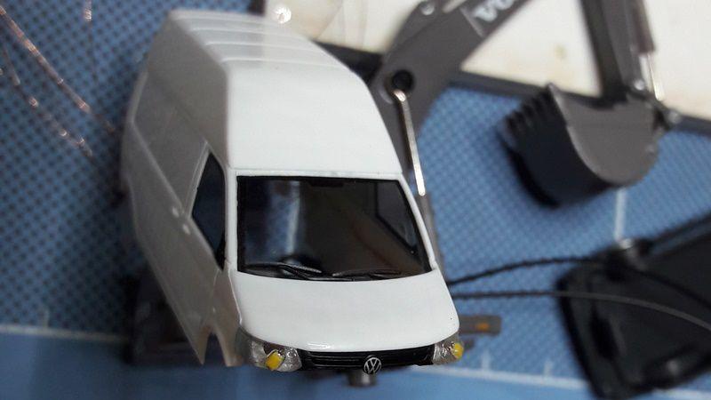 Camionnette ETF
