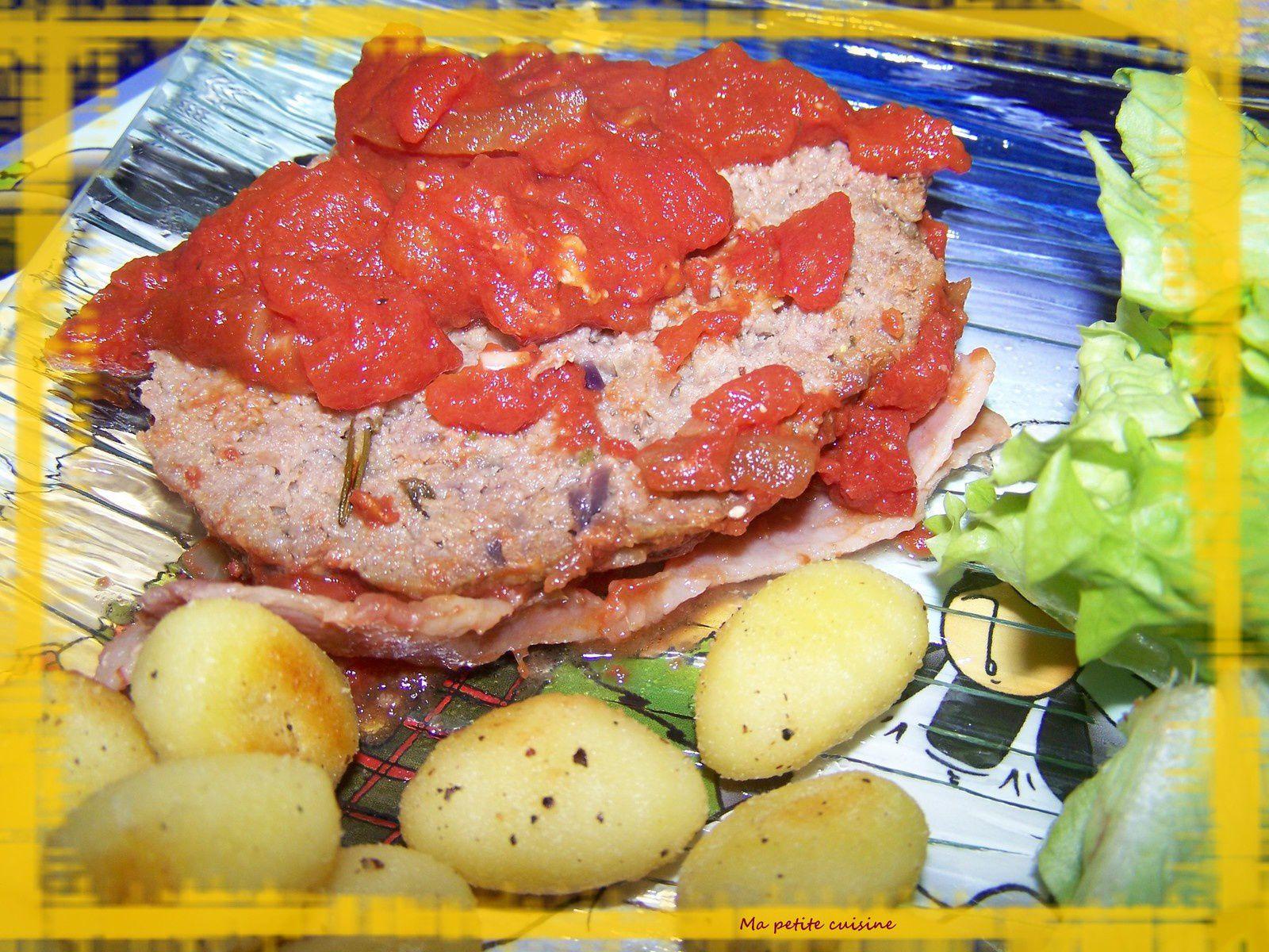 Pain de viande de Jamie Oliver (recette remontée)
