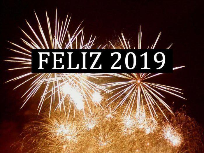 Meilleurs voeux - Feliz año nuevo