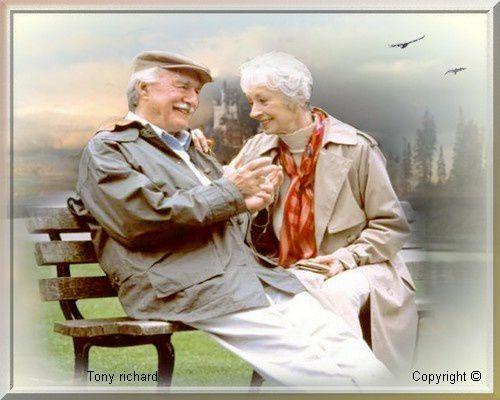 Deux coeurs qui s'enflamment Création par Tony richard pour le poème Premier baiser et oublier. Tous droits réservés