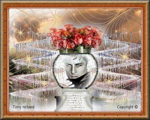 Création Copyright par Tony richard pour Les fruits de nos désirs. Tous droits réservés