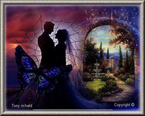 Mon coeur tout près du tien Création par Tony richard pour Mon coeur collé au tien. Tous droits réservés