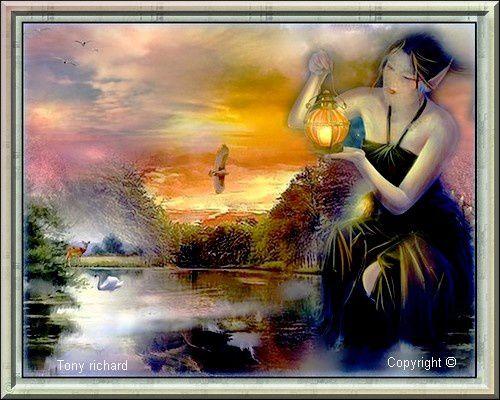 Création Copyright par Tony richard pour Notre ciel le paradis de nos envies. Tous droits réservés