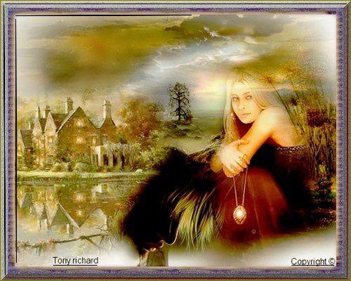 Création Copyright par Tony richard pour Le corps et l'âme. Tous droits réservés