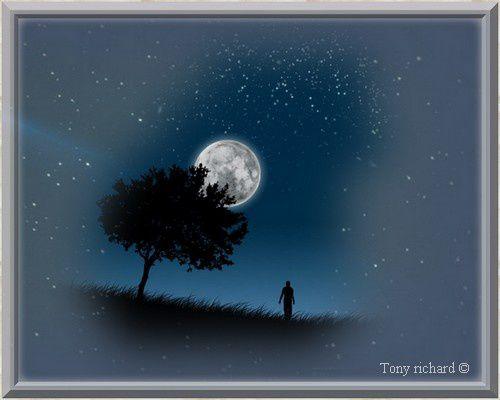 Le coeur soupire Création par Tony richard pour Perce les nuages. Tous droits réservés