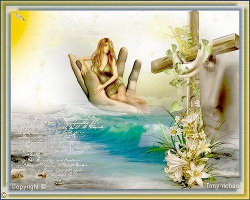 Création Copyright par Tony richard pour L'océan des anges. Tous droits réservés