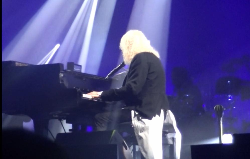 Ma sortie au concert de Michel Polnareff - Zénith de Limoges le 5 juin 2016