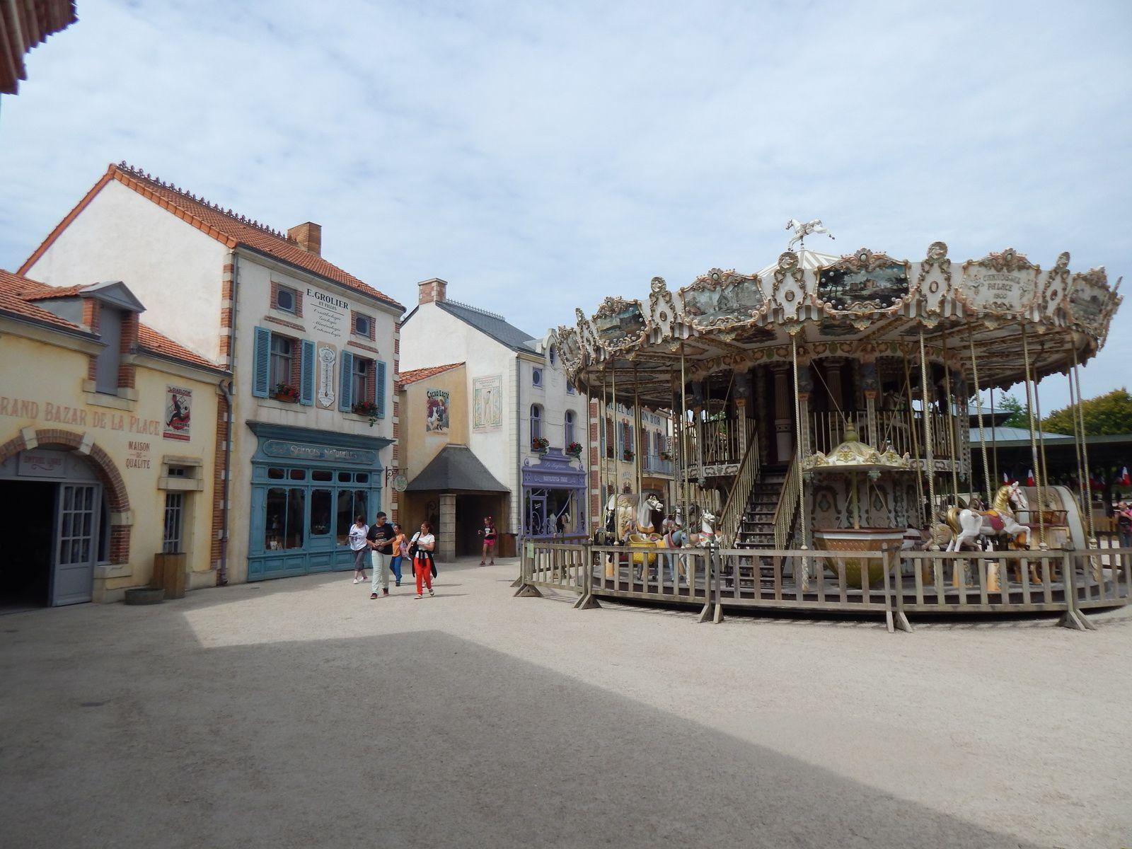 Le bourg 1900