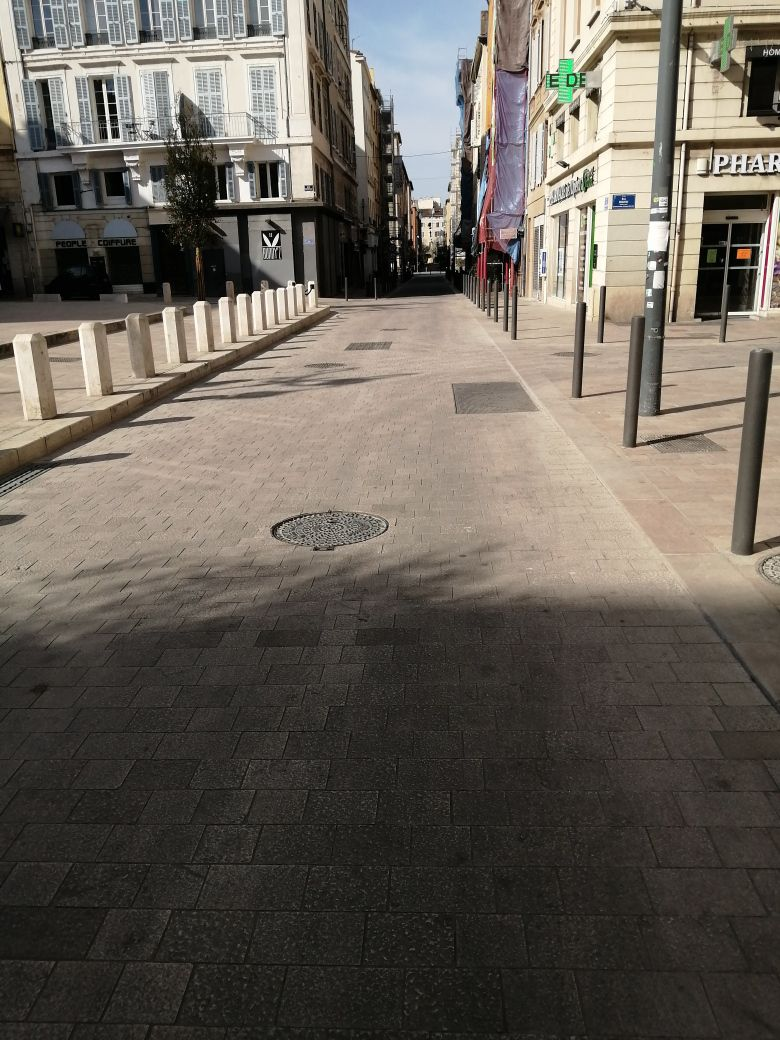 Marseille, ville propre