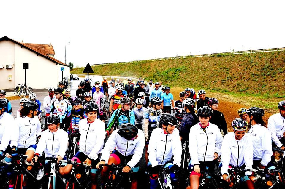 En attendant le passage du Tour de France : Donnons des elles !