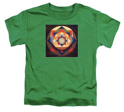 Tee-Shirt d'art - Growth Toddler T-Shirt.