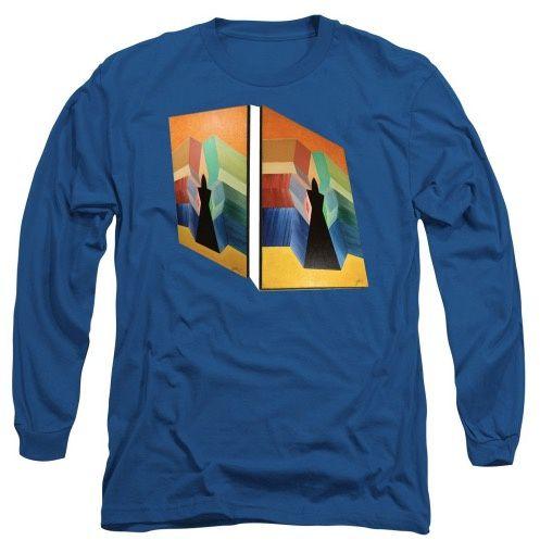 M A B Patriarche C Long Sleeve T-Shirt
