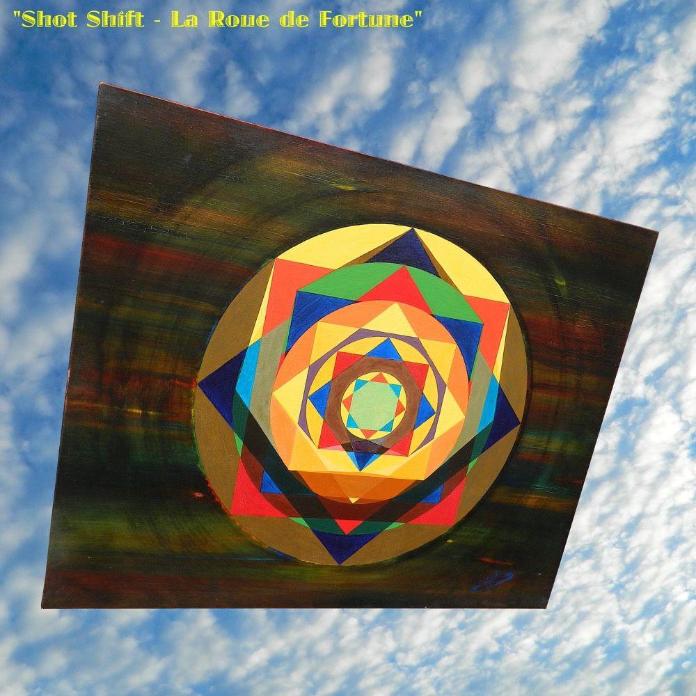 """Art-Decoration - """"Shot Shift - La Roue de Fortune"""""""