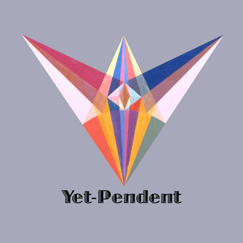"""Yet-Pendent"" text. Extract of painting ""Cependant"". Panoply."