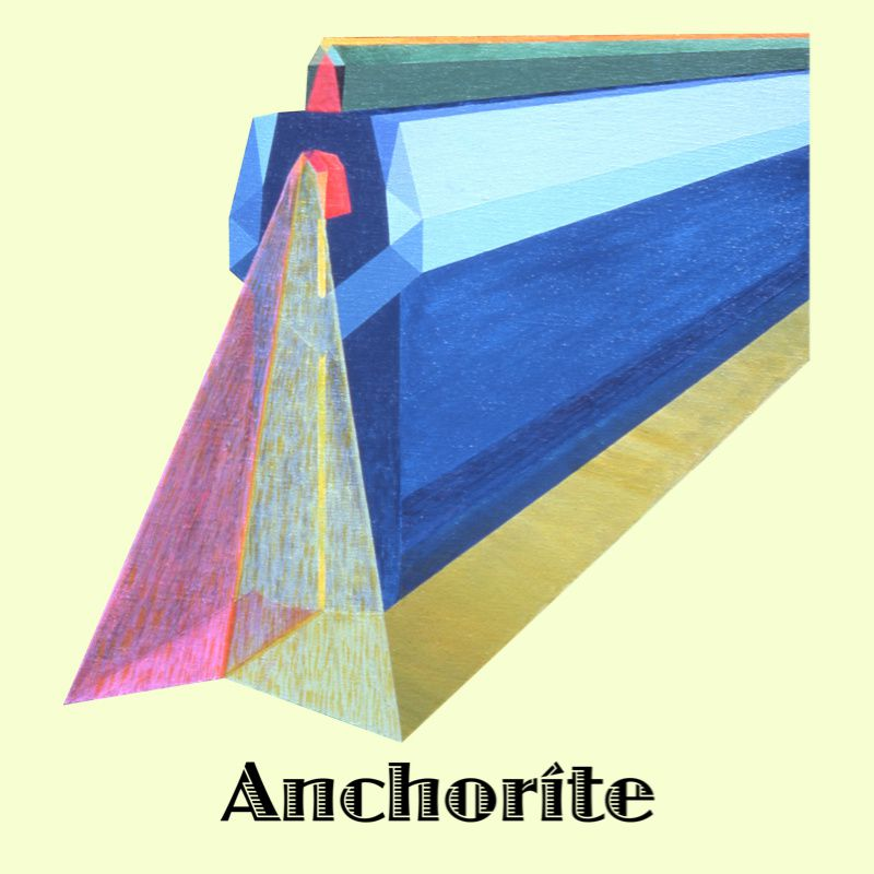 "Art panoply - ""Anchorite"" Text - Extract painting ""Hermite""."