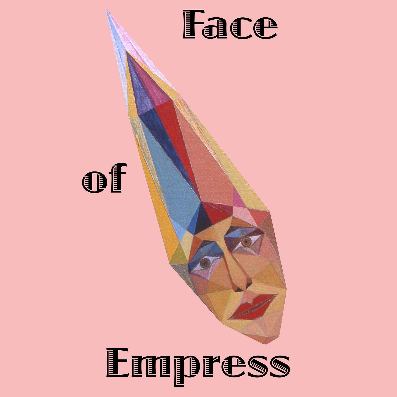 Art panoply. Tarot. Prints - Face of Empress.