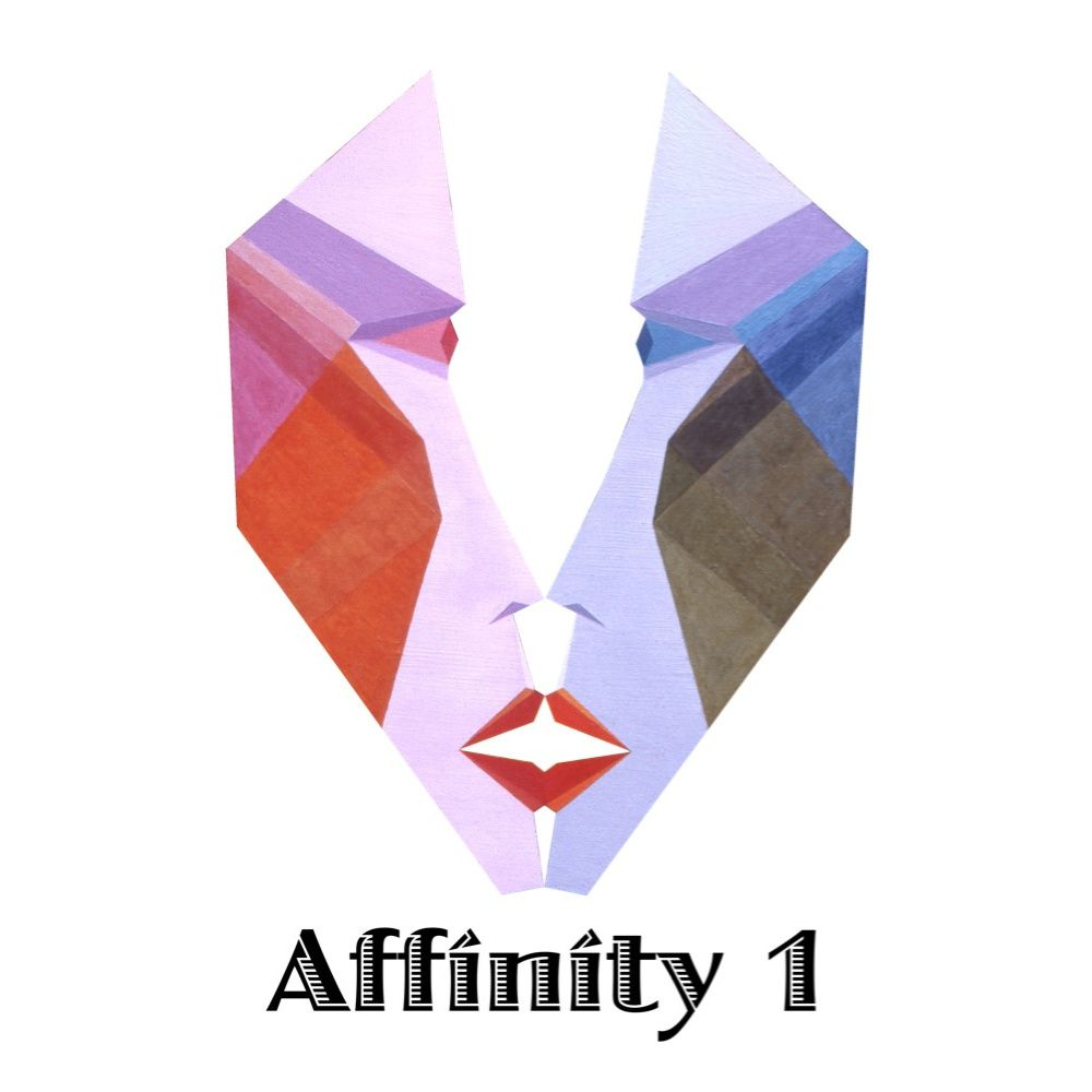 Michaël BELLON - Affinity 1, 2, 3, 4.
