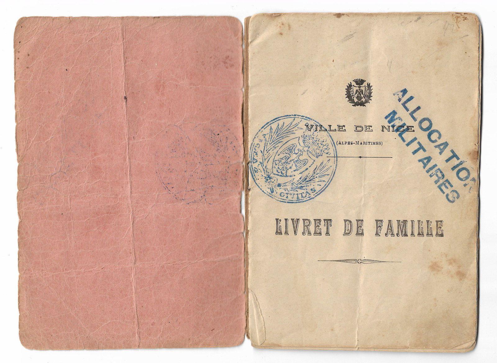 Michaël BELLON-Origines Familiales Paternelles Niçoises.