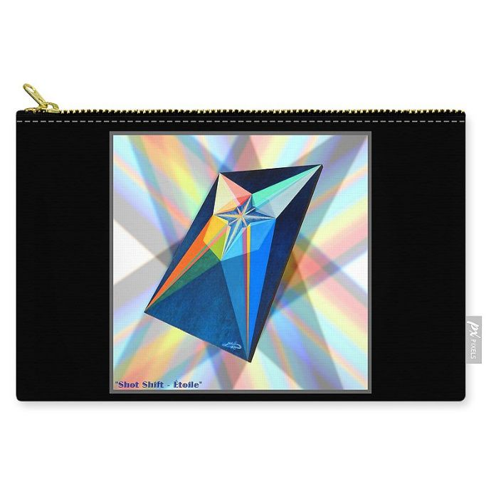 Art Panoply by Michaël BELLON - Carry-All Pouch