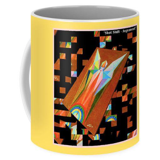 Art Panoply by Michaël BELLON - Coffee Mug