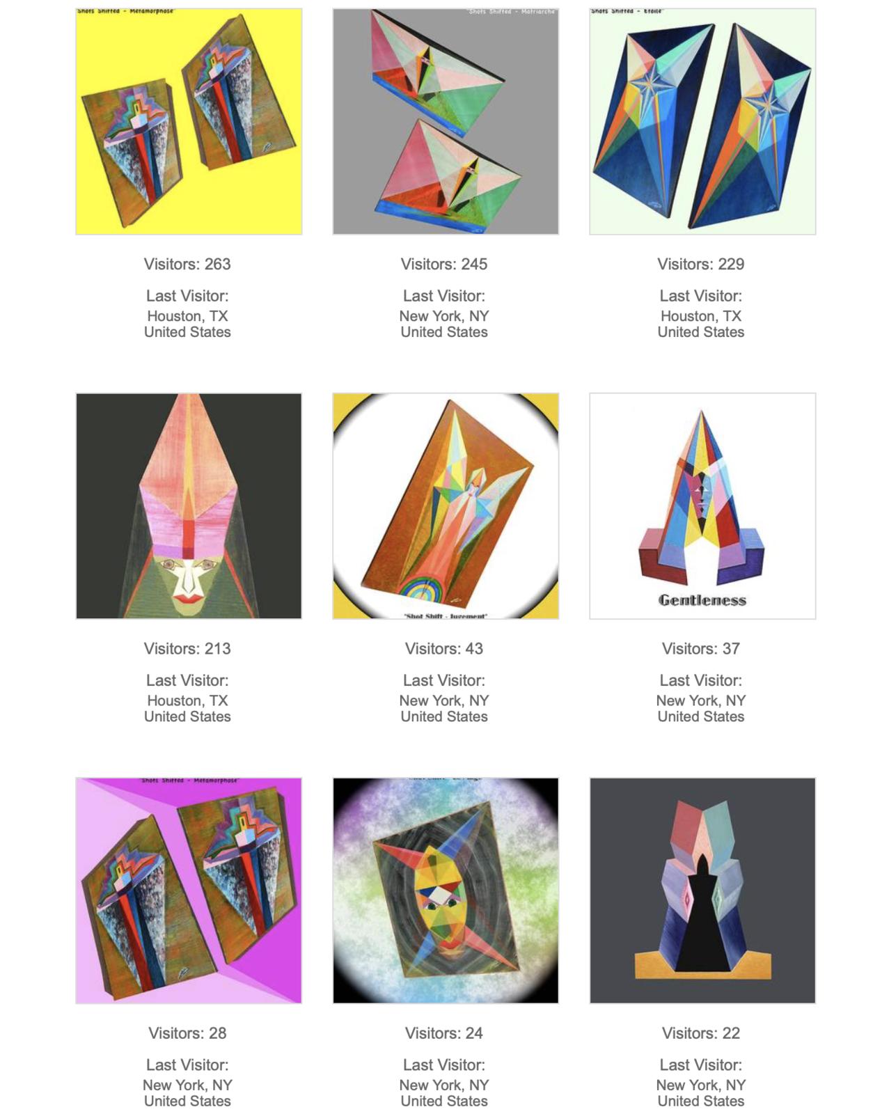 FINE ART AMERICA - Weekly Update for Michael Bellon 12/29