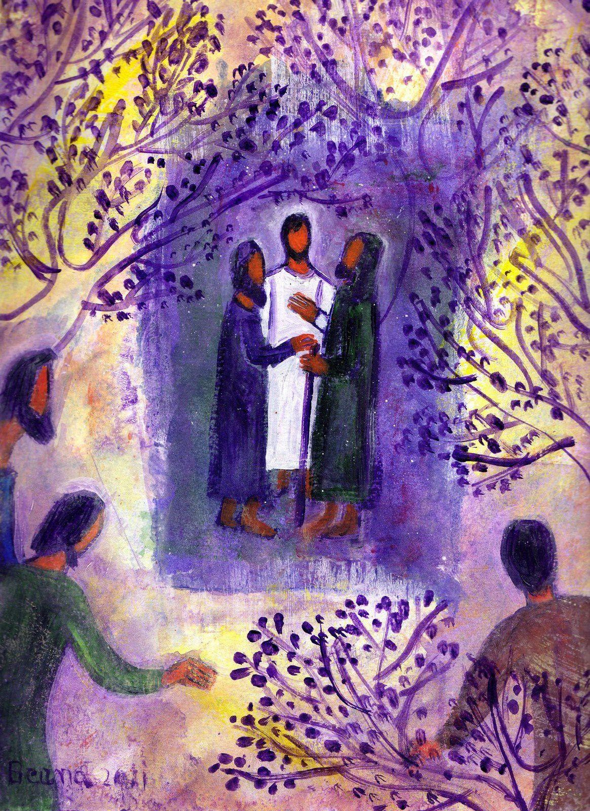 En Jésus, nous vivons la fête des Tentes d'une manière parfaite...