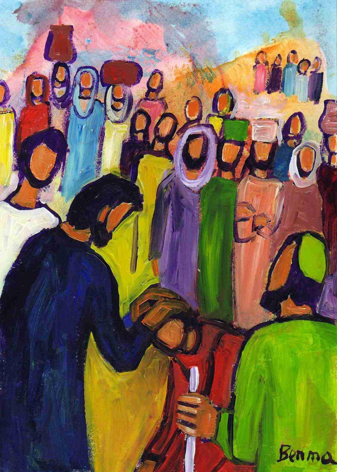 L''Ascension de Jésus dans le ciel de nos âmes - Homélie Ascension Année B