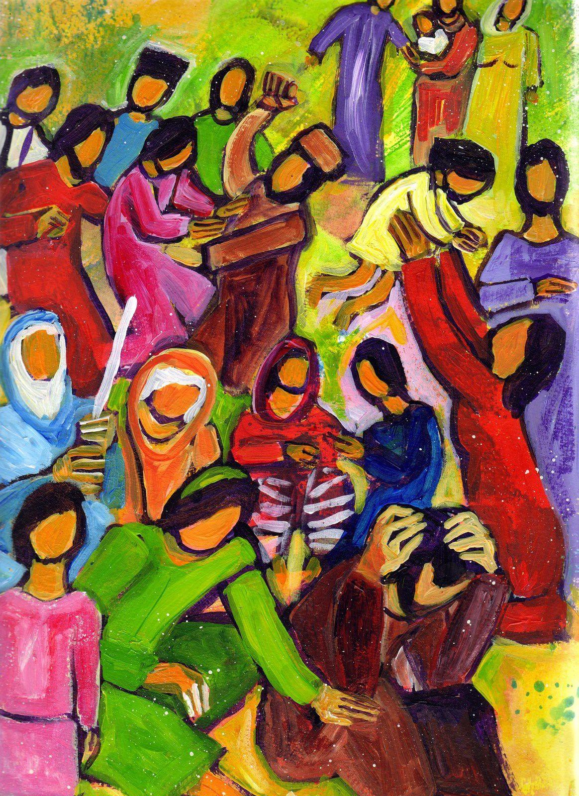 La grande gloire de l'Église, c'est d'être sainte avec des membres pécheurs.