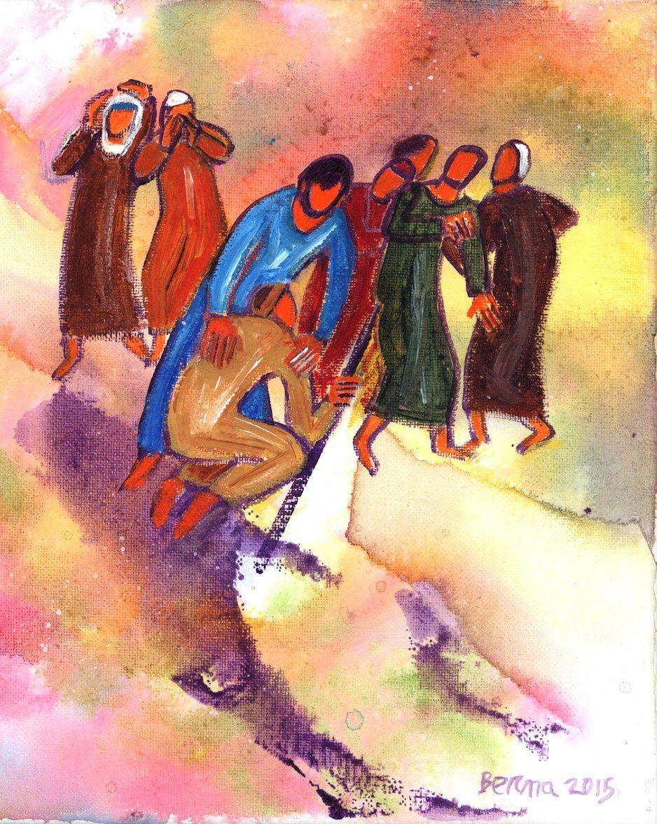 Le Christ, Berger ou Roi? - Homélie Solennité du Christ Roi de l'Univers A