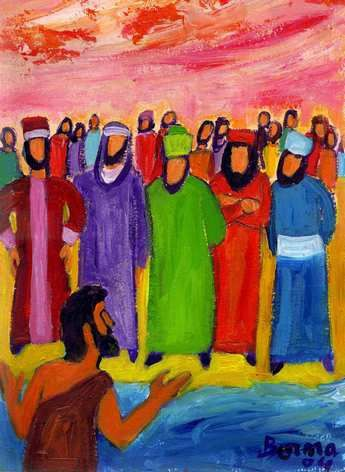 Les catholiques sont appelés à être chrétiens - Homélie 2ème dimanche de l'Avent A