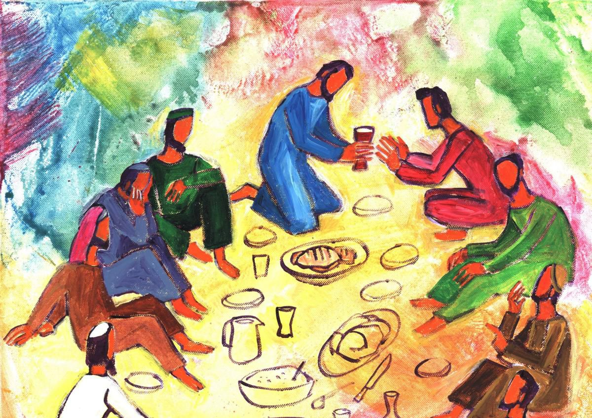 Première communion - Communion fidèle - Homélie Fête-Dieu