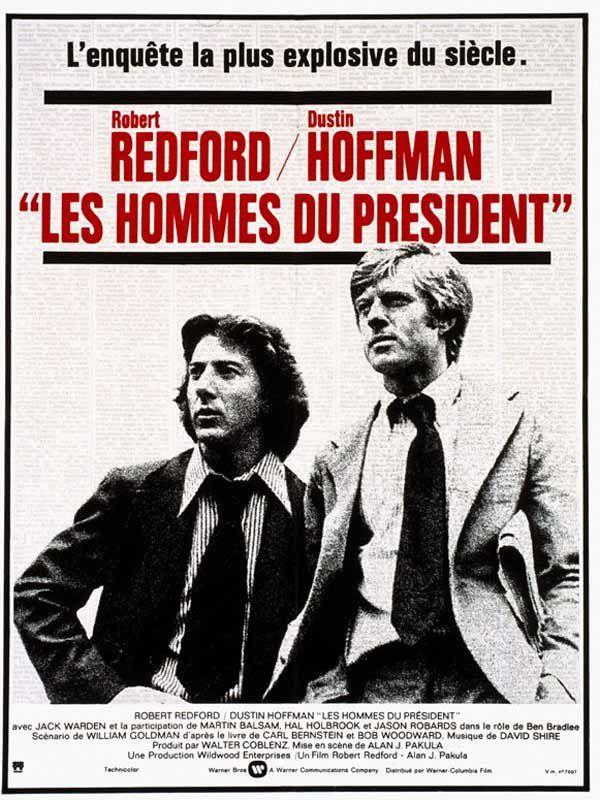 Les « Hommes du Président » !