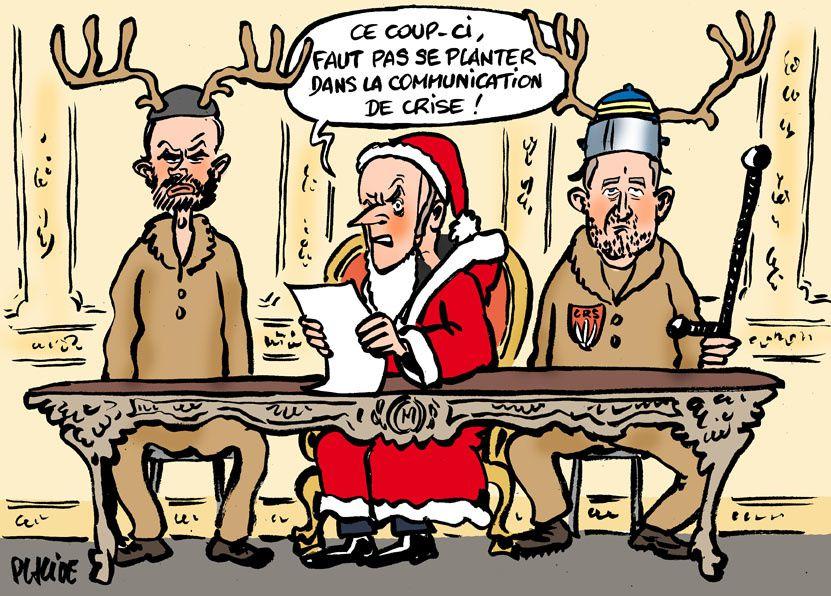 Noël, Noël, tu vas venir bientôt…