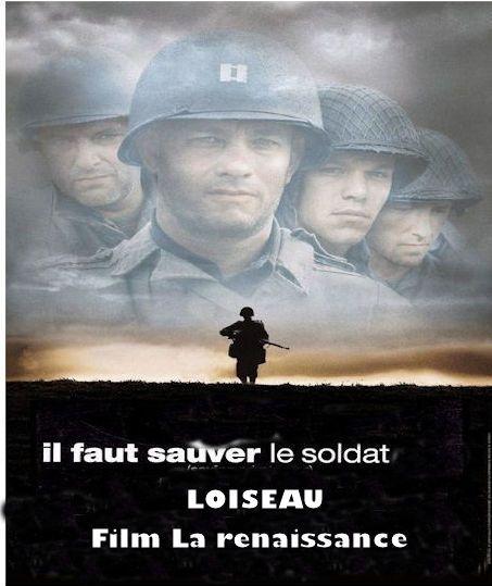Le D-Day… Il faut sauver le soldat LOISEAU !