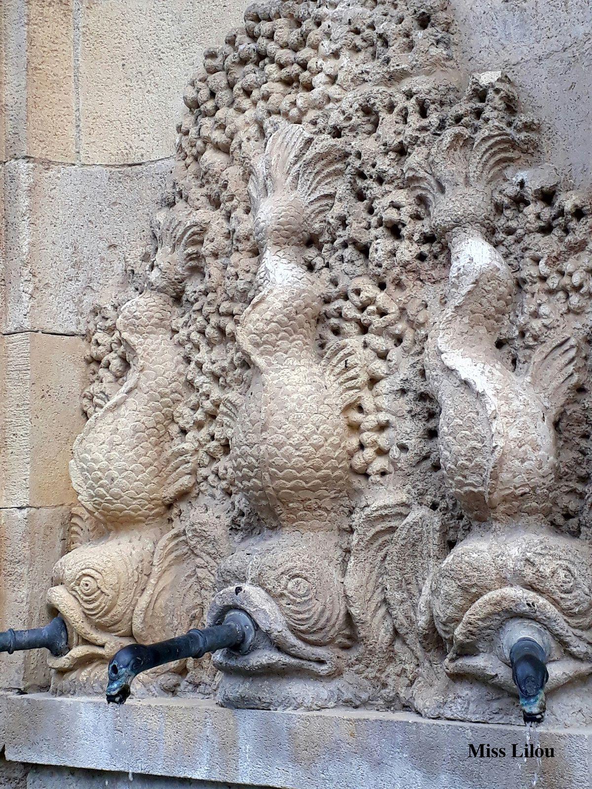 Fontaîne Narbonne