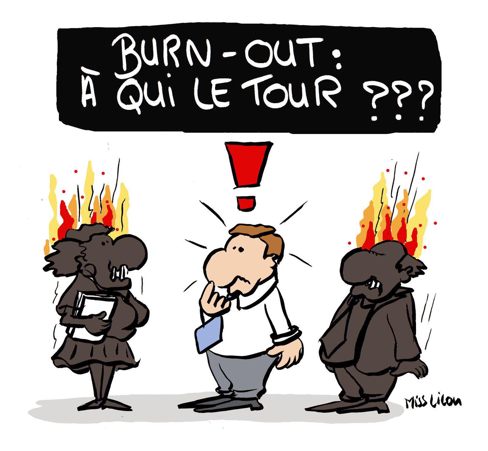 Burn-Out : A qui le tour ?