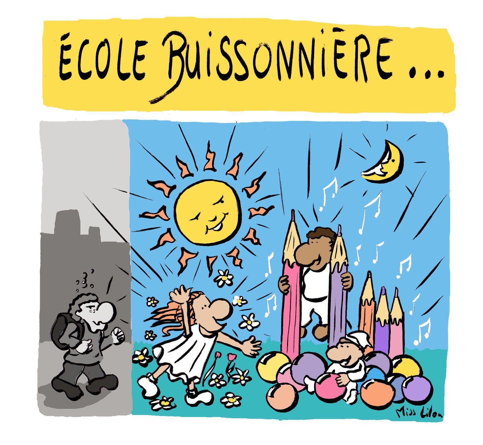 """""""Ecole buissonnière..."""""""