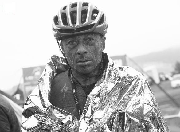 Cedric Schiavon : finisher de la MB race !