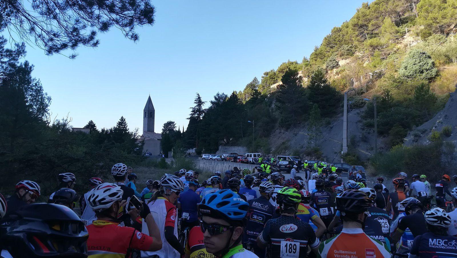 30/09 Clap de fin de saison sur la Mercan'Tour Madone - Peille pour Patrice JOSEPHINE
