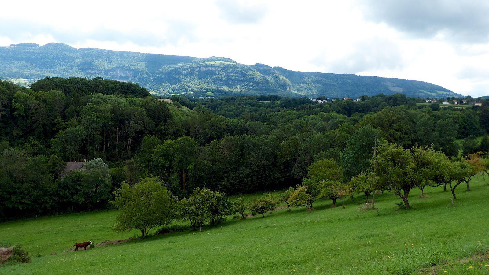 Mont Saléve 74 Haute-savoie