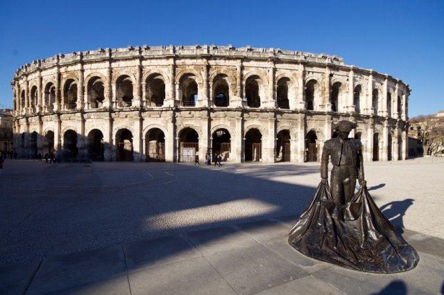 À la découverte de Nîmes