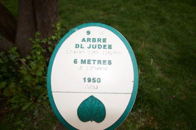 Le Jardin des sciences de l'arquebuse .