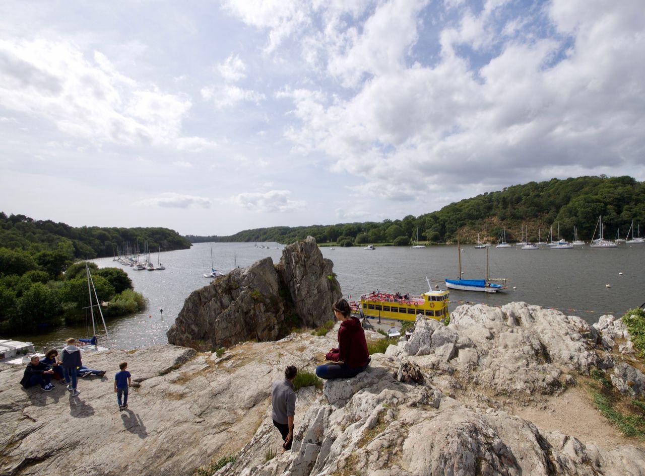 À la découverte de la Bretagne en camping-car Août 2018( Semaine 3éme.)