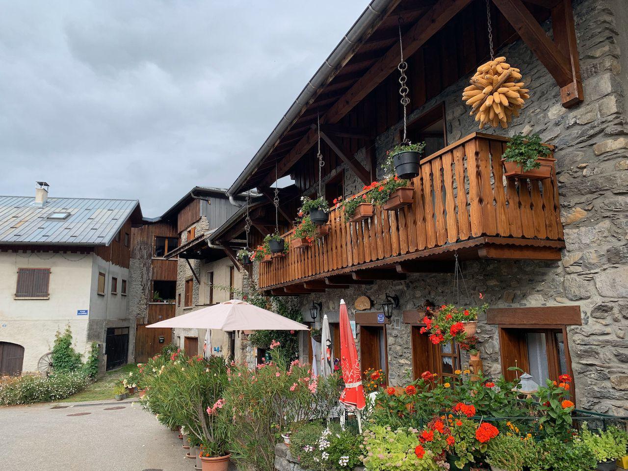 Commune de Grésy-sur-Isère(38)