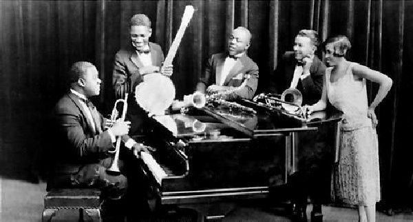 """LOUIS ARMSTRONG : """"HOT FIVE"""""""