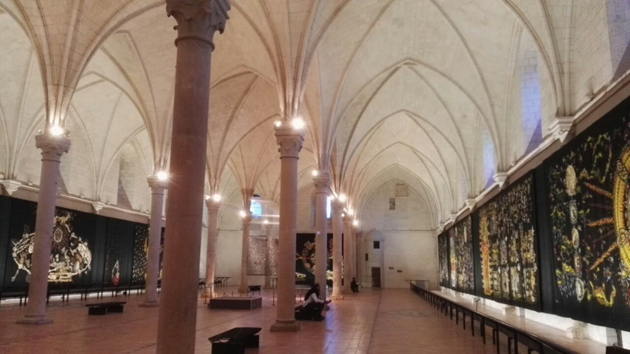 Musée Jean Lurçat galerie des Gobelins - Angers