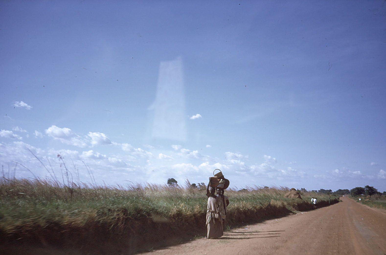 L : L'Ouganda et le Soudan